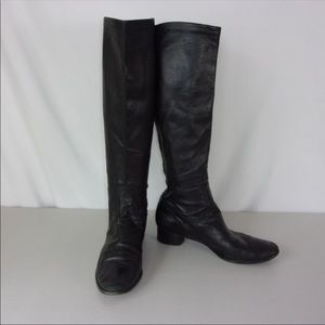 Cole Haan Italian leather riding boots